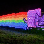 NYAN CAT nyan cat light graffiti 01 150x150 Culture   Nyan Cat