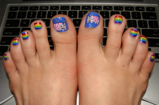 NYANCAT vernis nyan cat.jpg.pagespeed.ce .iyBUrI7EaS Culture   Nyan Cat