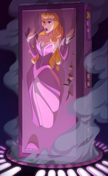 Culture - princesse - StarWars
