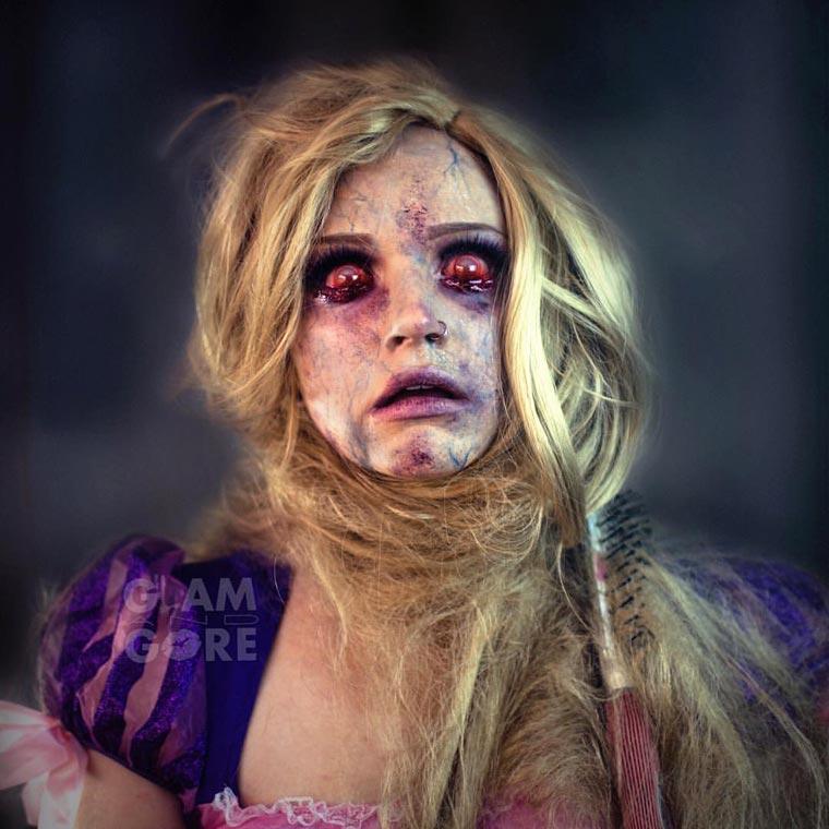 Culture - princesse - zombies