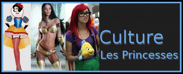 Culture - princesses